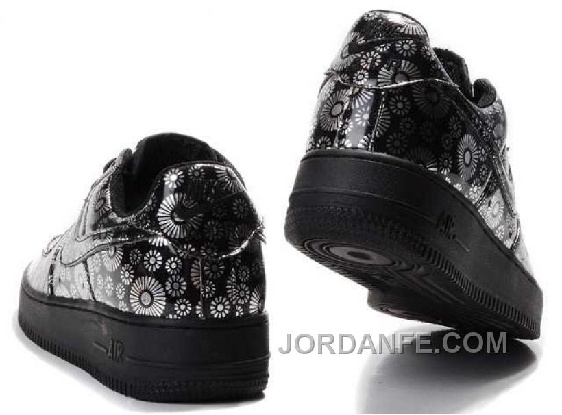 d71aadf9bf467e Nike Air Force 1 Low Mens Black White Top 214767