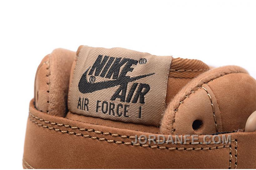 d821ba22e0 Nike Air Force 1 Mid FLAX 715889-200 Mens 2016 Online, Price: $99.18 ...