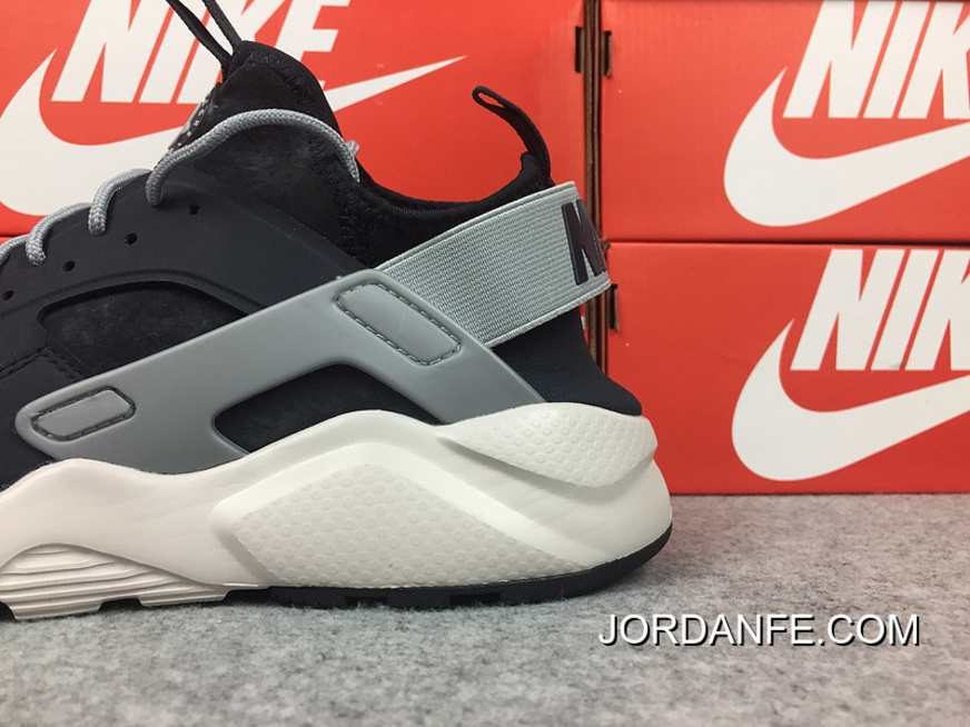 a01af05cd Nike Air Huarache Four 4 Generation Texture Pig Leather Series Ultra Id  Custom-Made Designs