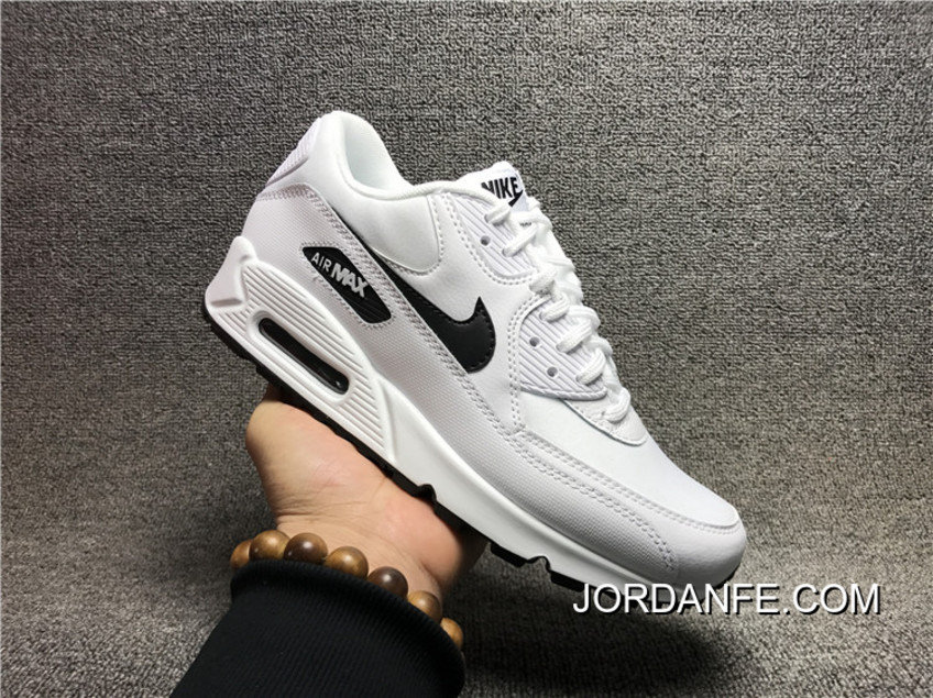 reputable site a0a9f 1cee9 2018 New Year Deals Nike Air Max 90 Series 325213 131 Running Shoes