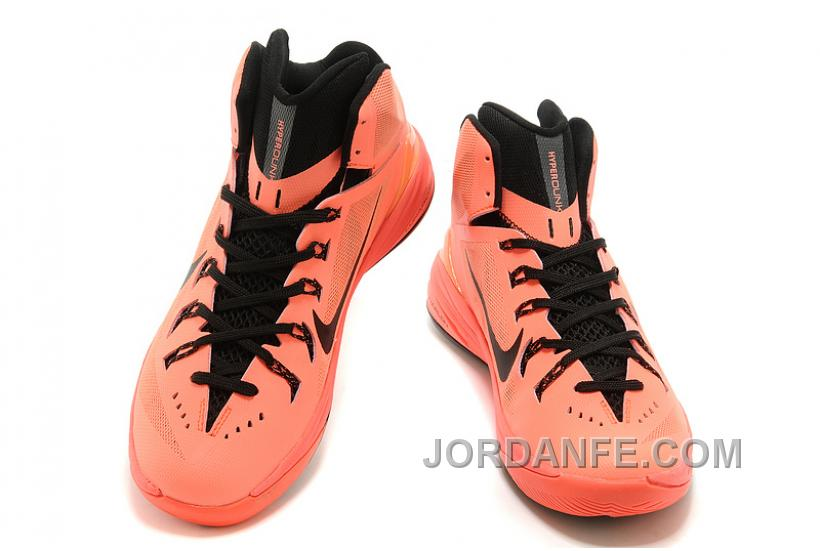 0c85fb1ba5 Nike Hyperdunk 2014 XDR Women Light Orange Black Free Shipping ...