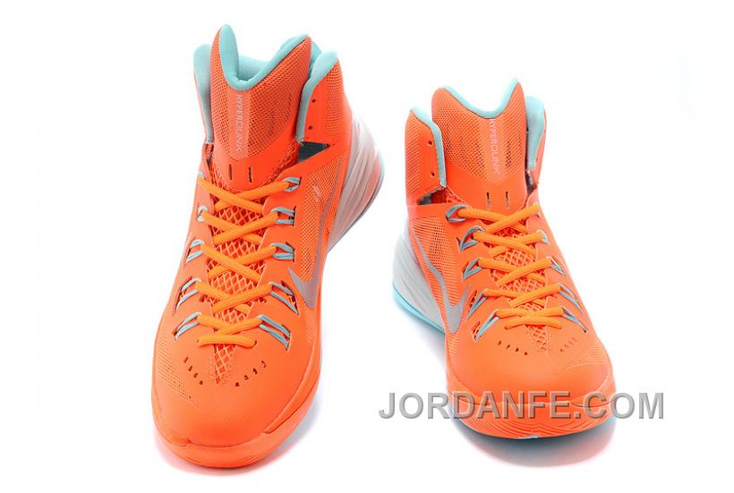 more photos eaa34 ecc21 ... nike hyperdunk 2014 womens orange green nike hyperdunk 2014 womens  orange red .