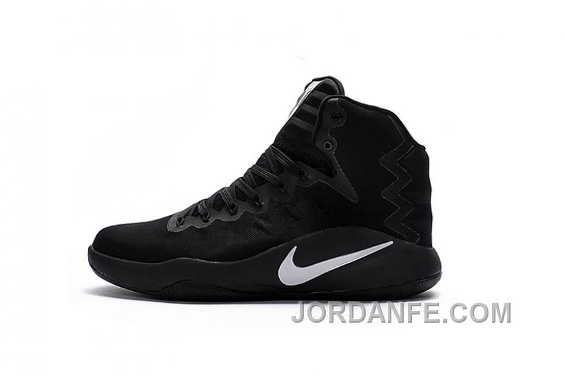 a63711cd309b Nike Hyperdunk 2016 All Black Authentic