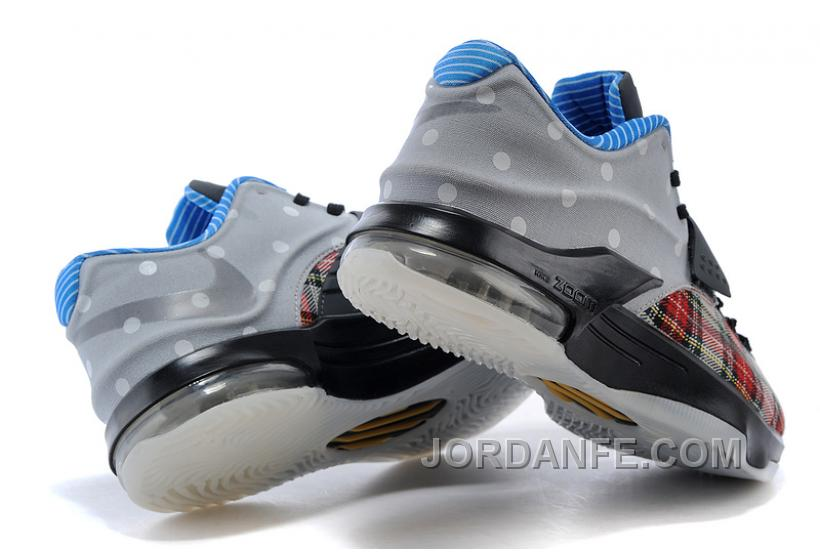new arrival e5c04 5e482 Nike KD 7 Plaid Polka Xmas Deals