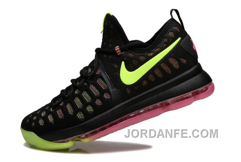 "074969bf010a Nike Kevin Durant KD 9 ""Unlimited"" Multicolor Multicolor Xmas Deals ..."