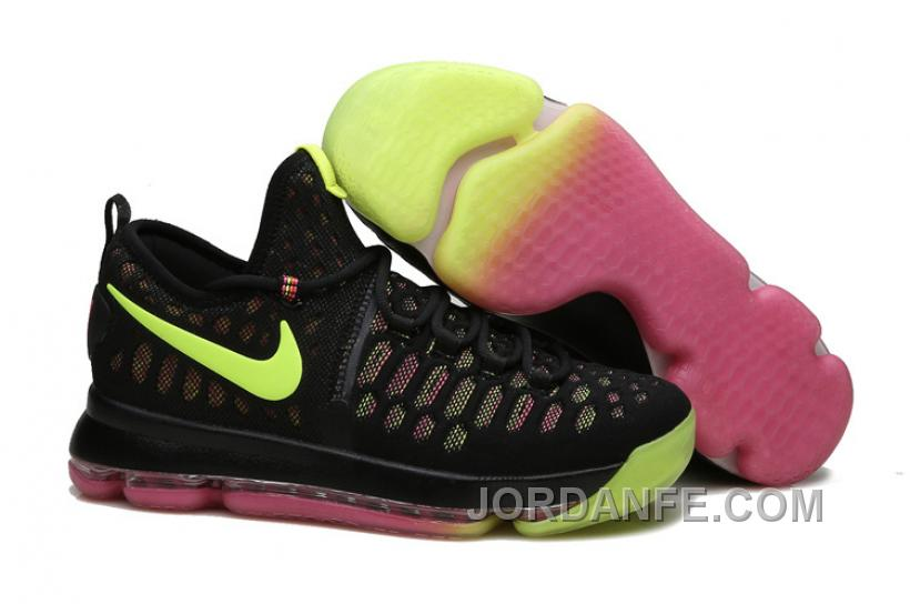 """the latest 257f6 4a0a5 Nike Kevin Durant KD 9 """"Unlimited"""" Multicolor/Multicolor Xmas Deals"""