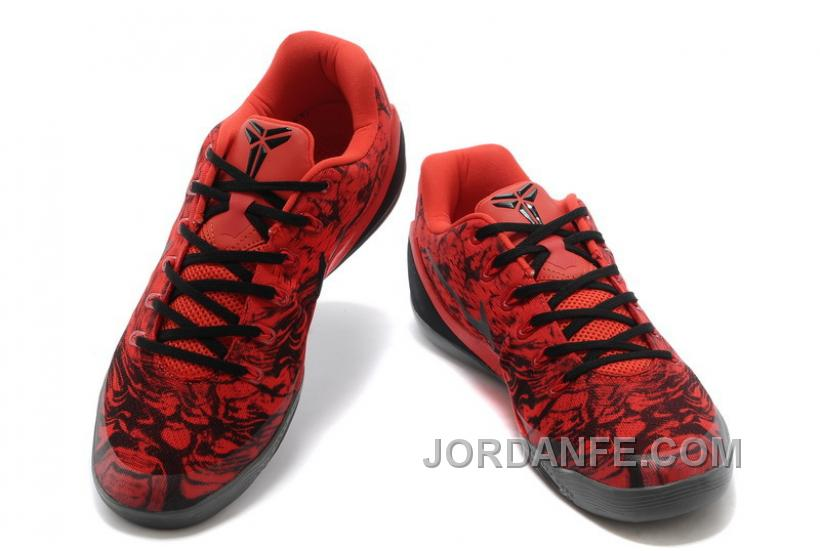 new arrival 2901c 3f0b4 Nike Kobe 9 Low EM XDR Red Black For Sale Online Hot