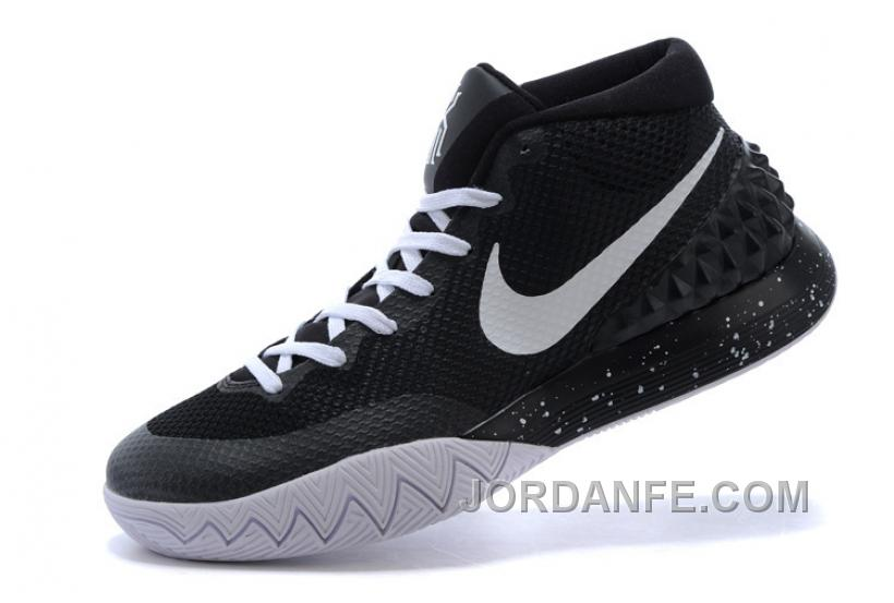 online store 30410 eb56c Nike Kyrie 1 Women Shoes Black White Authentic, Price: $85.26 - Air ...