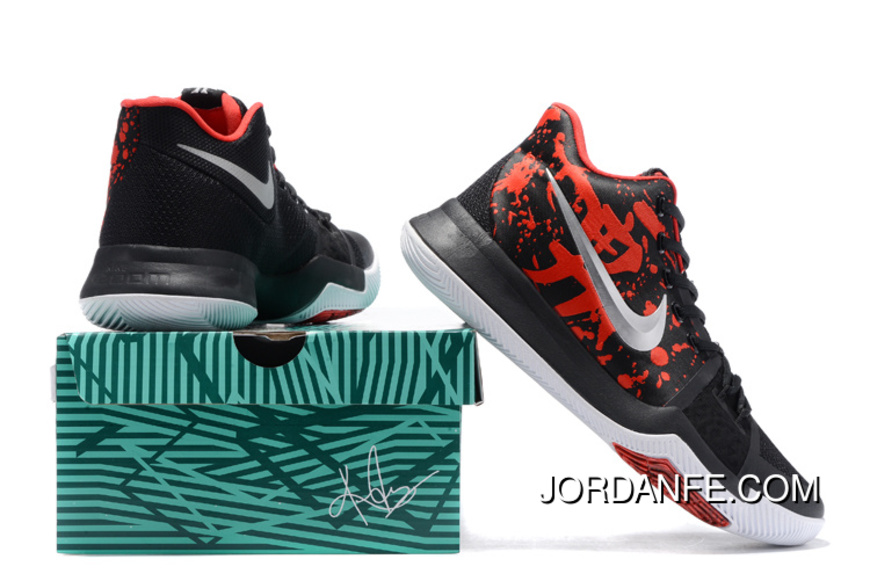 "official photos de74d 8d7f9 Nike Kyrie 3 ""Samurai"" For Sale"