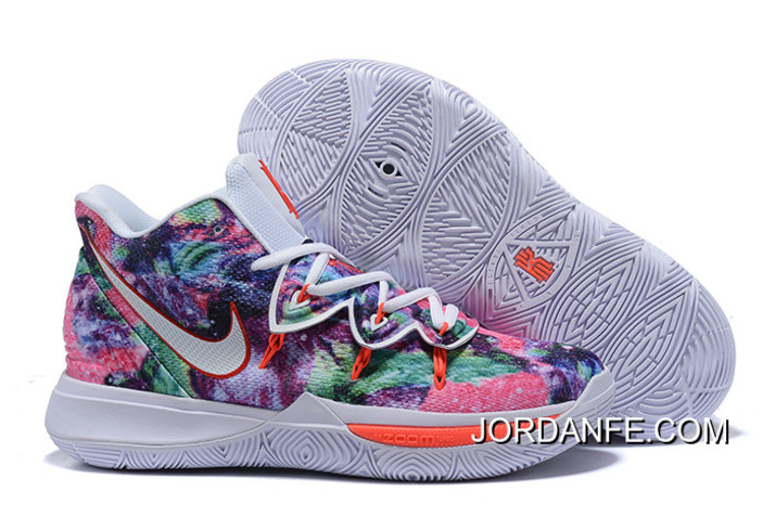 """5c3c94757f38 New Year Deals Nike Kyrie 5 PE """"Neon Blends"""""""