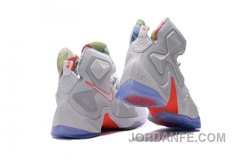 new concept 45e64 c69c8 Nike Lebron 13 Easter Discount