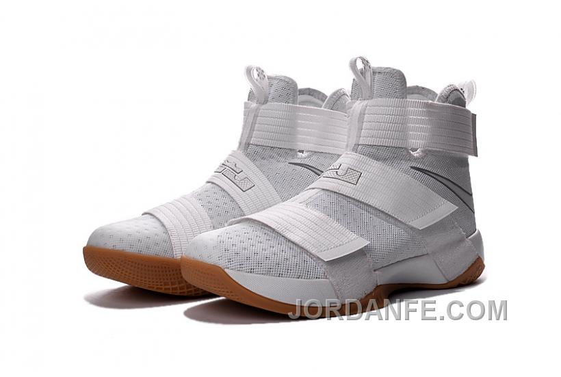 81352b932c49 Nike Lebron Soldier 10 Strive For Greatness Top