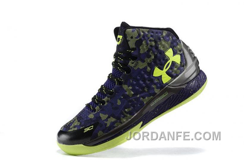 0e49fac4c46 Under Armour UA Curry One (1) All-Star Dark Matter For Sale