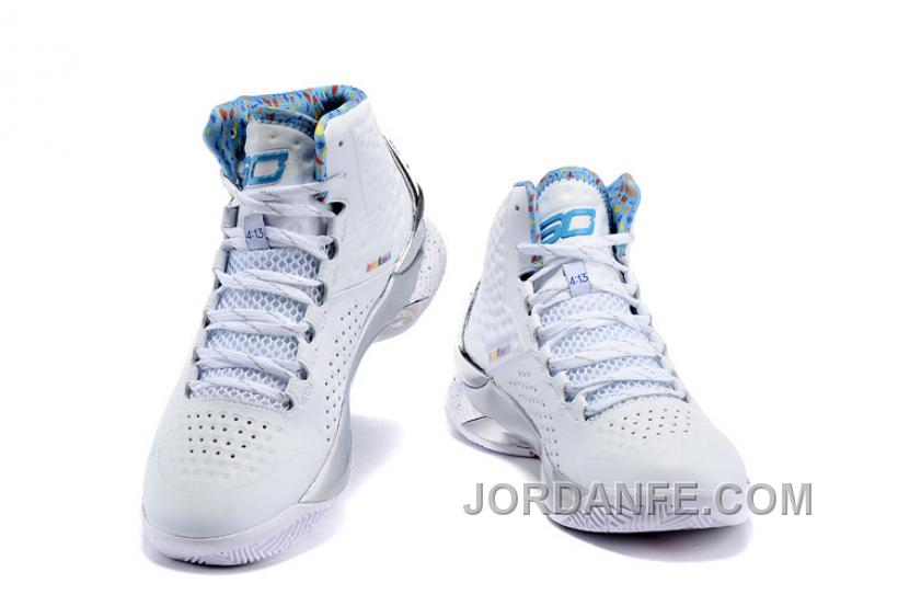 36021e038e0 Under Armour UA Curry One (1) Splash Party White Online Sale New Release